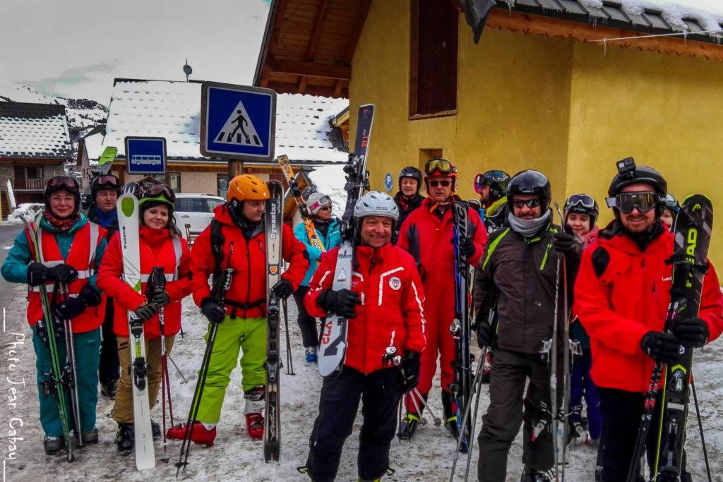 ski adapté_Valloire 2017_les aspirants guides