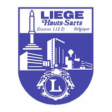 Logo Lions Club Liège Hauts-Sarts