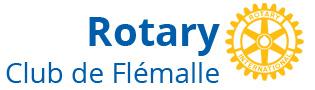 logo Rotary Club Flémalle